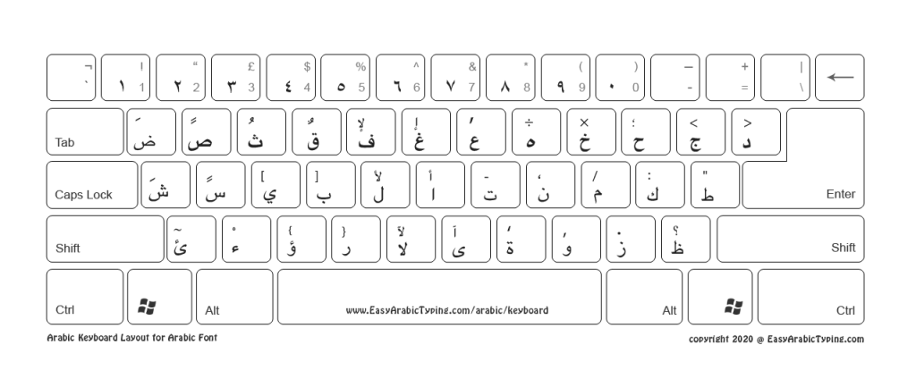 keyboard with white background (1280px by 659px)